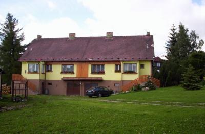 Hájenka Nové Hutě - ubytování Šumava - ubytování v apartmánu na Šumavě - fotografie č. 5