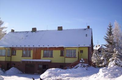 Hájenka Nové Hutě - ubytování Šumava - ubytování v apartmánu na Šumavě - fotografie č. 6