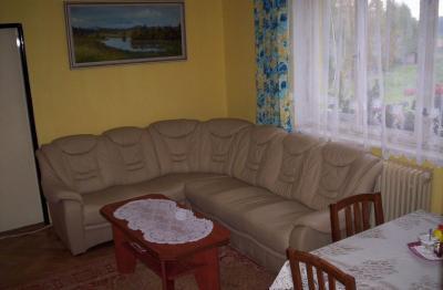 Hájenka Nové Hutě - ubytování Šumava - ubytování v apartmánu na Šumavě - fotografie č. 9
