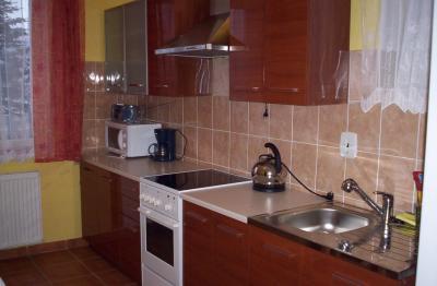 Hájenka Nové Hutě - ubytování Šumava - ubytování v apartmánu na Šumavě - fotografie č. 11