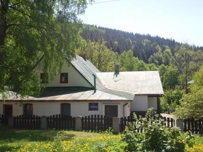 Chalupa Šedý vlk - ubytování Orlické hory - ubytování v apartmánu v Orlických horách - fotografie č. 1