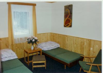Chata R-Mariánská - ubytování Krušné hory - chata k pronajmutí  v Krušných horách - fotografie č. 3