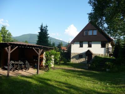 Chata Čeladná - ubytování Beskydy - chata k pronajmutí  v Beskydech - fotografie č. 1