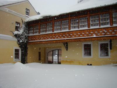 Zámeček Grohmann - ubytování Jeseníky - ubytování v penzionu v Jeseníkách - fotografie č. 3