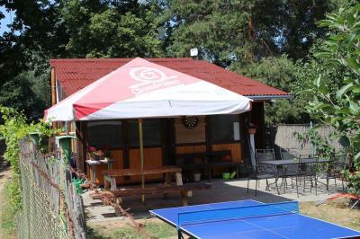 Rybářská chata NELLA k pronájmu  -  Vese - ubytování Jižní Morava - chata k pronajmutí  na Jižní Moravě - fotografie č. 1