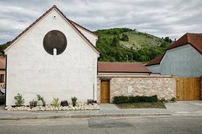 VINNÝ DOMEK MIKULOV - ubytování Jižní Morava - chalupa k pronajmutí na Jižní Moravě - fotografie č. 1