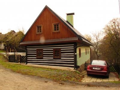 Chalupa U Ryšavých - ubytování Jeseníky - chalupa k pronajmutí v Jeseníkách - fotografie č. 1
