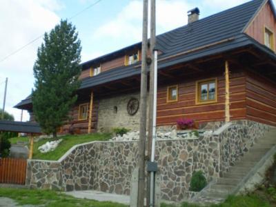 Drevenica u Mateja - ubytování Střední Slovensko - chalupa k pronajmutí na Středním Slovensku - fotografie č. 2