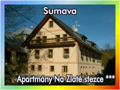 Apartmány Na Zlaté stezce *** (Č.Žleby) - ubytování Šumava - ubytování v apartmánu na Šumavě - fotografie č. 1