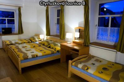 Apartmány Na Zlaté stezce *** (Č.Žleby) - ubytování Šumava - ubytování v apartmánu na Šumavě - fotografie č. 3