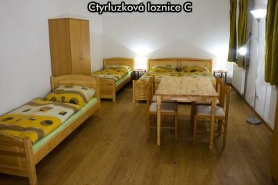 Apartmány Na Zlaté stezce *** (Č.Žleby) - ubytování Šumava - ubytování v apartmánu na Šumavě - fotografie č. 4