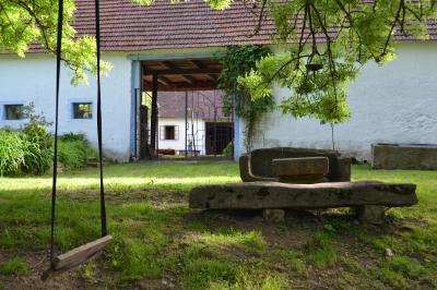 Dovolená U kamennýho stolu - ubytování Jižní Čechy - chalupa k pronajmutí v Jižní Čechách - fotografie č. 12