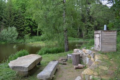 Dovolená U kamennýho stolu - ubytování Jižní Čechy - chalupa k pronajmutí v Jižní Čechách - fotografie č. 15