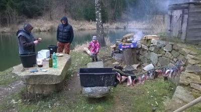 Dovolená U kamennýho stolu - ubytování Jižní Čechy - chalupa k pronajmutí v Jižní Čechách - fotografie č. 16