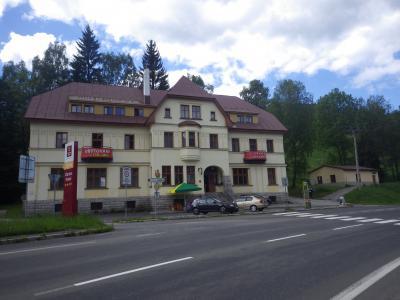 Chata Labská - Špindlerův Mlýn - ubytování Krkonoše - chata k pronajmutí  v Krkonoších - fotografie č. 2