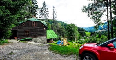 Horská chata Kouty - ubytování Jeseníky - chata k pronajmutí  v Jeseníkách - fotografie č. 1