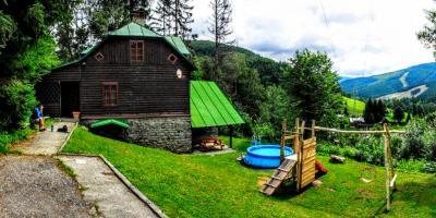 Horská chata Kouty - ubytování Jeseníky - chata k pronajmutí  v Jeseníkách - fotografie č. 2