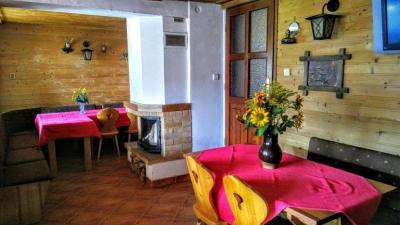 Horská chata Kouty - ubytování Jeseníky - chata k pronajmutí  v Jeseníkách - fotografie č. 10