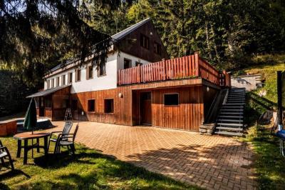 Chata u vleku - ubytování Jeseníky - chata k pronajmutí  v Jeseníkách - fotografie č. 3