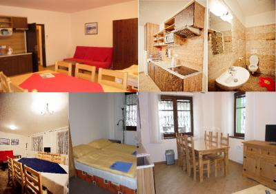 Apartmánový dům Pasťák - ubytování Jeseníky - ubytování v apartmánu v Jeseníkách - fotografie č. 3