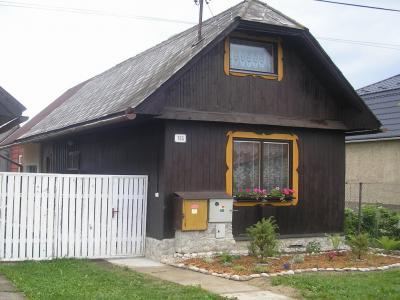Drevenica u Glosa - ubytování Vysoké Tatry - chalupa k pronajmutí ve Vysokých Tatrách - fotografie č. 1