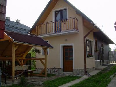 Drevenica u Glosa - ubytování Vysoké Tatry - chalupa k pronajmutí ve Vysokých Tatrách - fotografie č. 4
