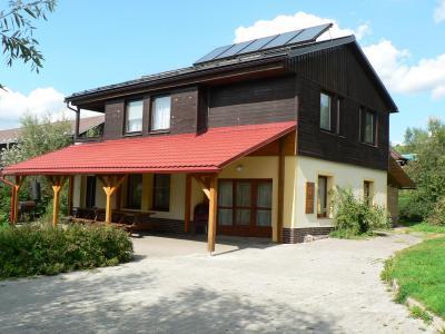 Chata Pod Hájkem s wellness - ubytování Krkonoše - chalupa k pronajmutí v Krkonoších - fotografie č. 2