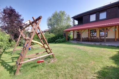 Chata Pod Hájkem s wellness - ubytování Krkonoše - chalupa k pronajmutí v Krkonoších - fotografie č. 3