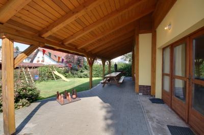 Chata Pod Hájkem s wellness - ubytování Krkonoše - chalupa k pronajmutí v Krkonoších - fotografie č. 4
