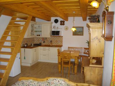 Apartmán v roubence Ohnišov - ubytování Orlické hory - ubytování v apartmánu v Orlických horách - fotografie č. 3