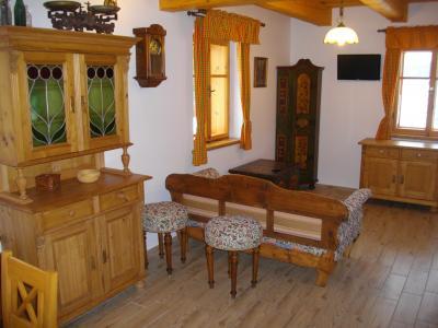 Apartmán v roubence Ohnišov - ubytování Orlické hory - ubytování v apartmánu v Orlických horách - fotografie č. 4