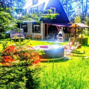 chata Strbianka - ubytování Vysoké Tatry - chata k pronajmutí  ve Vysokých Tatrách - fotografie č. 1