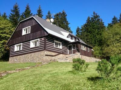 Hájovna Šerlišský Mlýn - ubytování Orlické hory - chalupa k pronajmutí v Orlických horách - fotografie č. 2