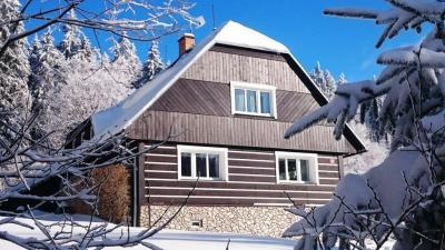 Hájovna Šerlišský Mlýn - ubytování Orlické hory - chalupa k pronajmutí v Orlických horách - fotografie č. 3
