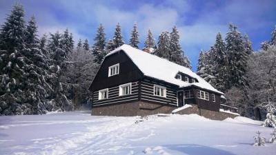 Hájovna Šerlišský Mlýn - ubytování Orlické hory - chalupa k pronajmutí v Orlických horách - fotografie č. 4