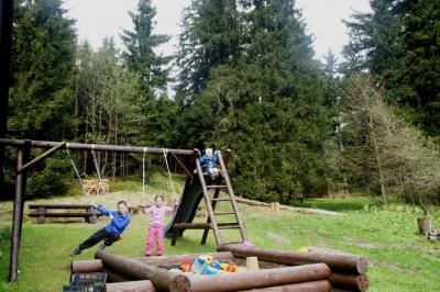 Hájovna Šerlišský Mlýn - ubytování Orlické hory - chalupa k pronajmutí v Orlických horách - fotografie č. 7