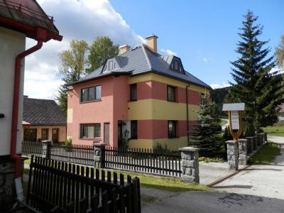 Ubytování Verner Deštné - ubytování Orlické hory - ubytování v penzionu v Orlických horách - fotografie č. 1
