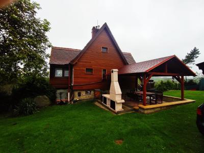Chata Jindřiška, Luhačovice - ubytování Jižní Morava - chata k pronajmutí  na Jižní Moravě - fotografie č. 3