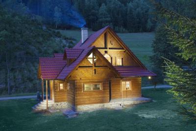 Karolinka Holiday Homes - ubytování Beskydy - chalupa k pronajmutí v Beskydech - fotografie č. 1