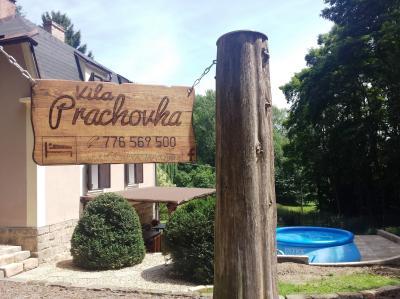 Vila Prachovka - ubytování Český ráj - chalupa k pronajmutí v Českém ráji - fotografie č. 16