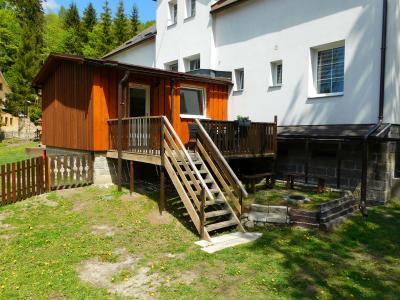 Apartmán Semerink - ubytování Jizerské hory - chata k pronajmutí  v Jizerských horách - fotografie č. 1