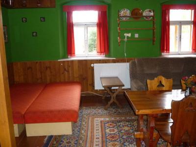 chalupa - ubytování Orlické hory - chalupa k pronajmutí v Orlických horách - fotografie č. 3
