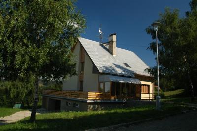 Chata Meduňka - ubytování Střední Morava - chata k pronajmutí  na Střední Moravě - fotografie č. 1