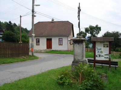 Kozlov 6 - ubytování Českomorav. vysočina - chalupa k pronajmutí na Českomorav. vysočině - fotografie č. 8