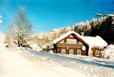 horská chalupa Černá Říčka - ubytování Jizerské hory - chalupa k pronajmutí v Jizerských horách - fotografie č. 1