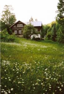 horská chalupa Černá Říčka - ubytování Jizerské hory - chalupa k pronajmutí v Jizerských horách - fotografie č. 2
