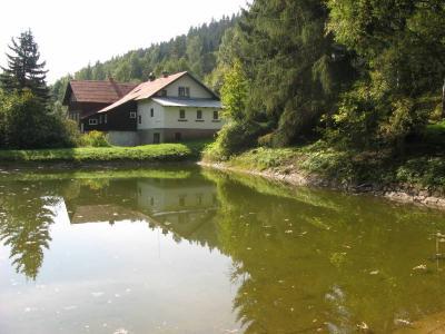 horská chalupa Černá Říčka - ubytování Jizerské hory - chalupa k pronajmutí v Jizerských horách - fotografie č. 6