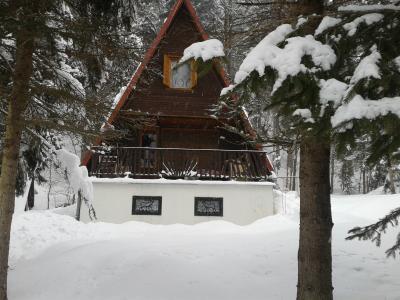 chata Krpačovo - ubytování Nízké Tatry - chata k pronajmutí  v Nízkých Tatrách - fotografie č. 1