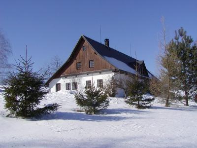 Chalupa Hanička - ubytování Orlické hory - chalupa k pronajmutí v Orlických horách - fotografie č. 1